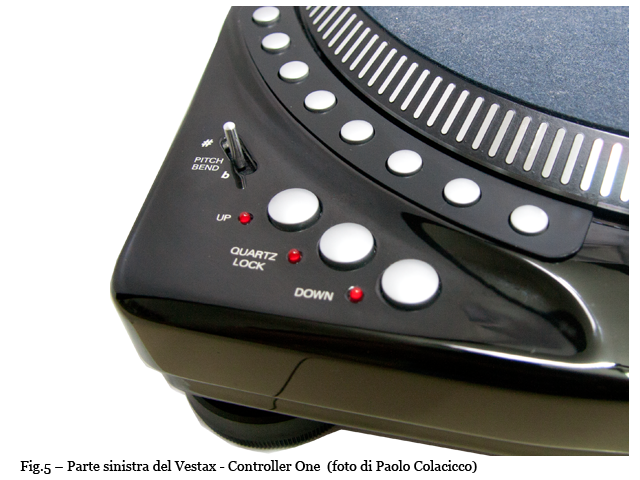 5 - Vestax - Controller One