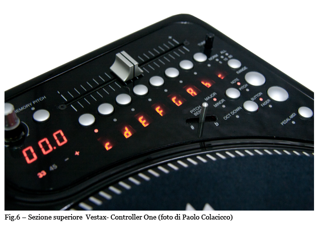 6 - Vestax - Controller One