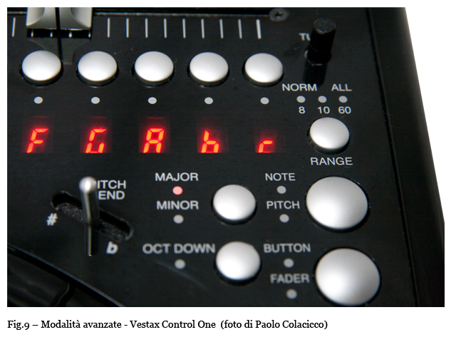 9 - Vestax - Controller One