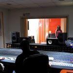 8 I miei amici fonici Luigi Circiello e Rino Morra cantante Sabrina Carnevale Studio Orange Work Napoli Backstage recensioni musicali di Antonio Campeglia Foto di Corrado Amitrano 150x150 - Backstage Age of Audio