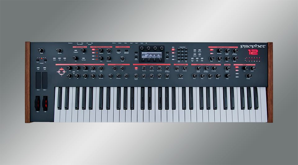 prophet 12 Age of Audio - Dave Smith Instruments - Prophet 12