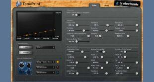 TC Electronic – TonePrint Editor  310x165 - TC Electronic - TonePrint Editor