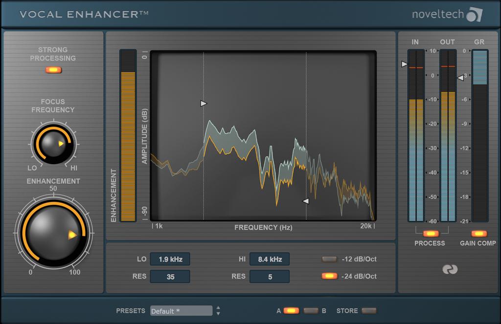 noveltech vocal enhancer Age of Audio - NovelTech - Vocal Enhancer