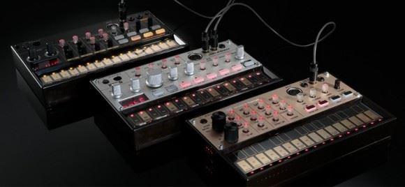 Korg Volca Age of Audio - Musikmesse 2013 - Korg: Volca Keys - Volca Bass - Volca Beats