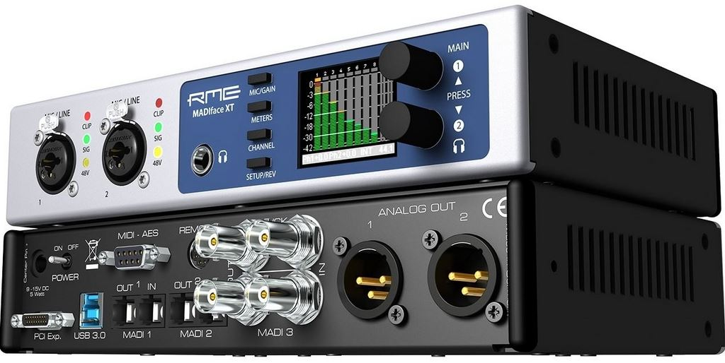 RME MADIface Age of Audio - Musikmesse 2013 – RME MADIface XT