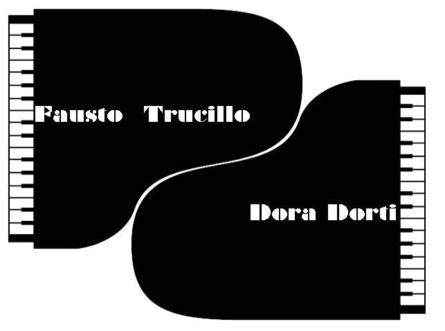 logo pianoforte trucillo - Fausto Trucillo - Dora Dorti - piano duo