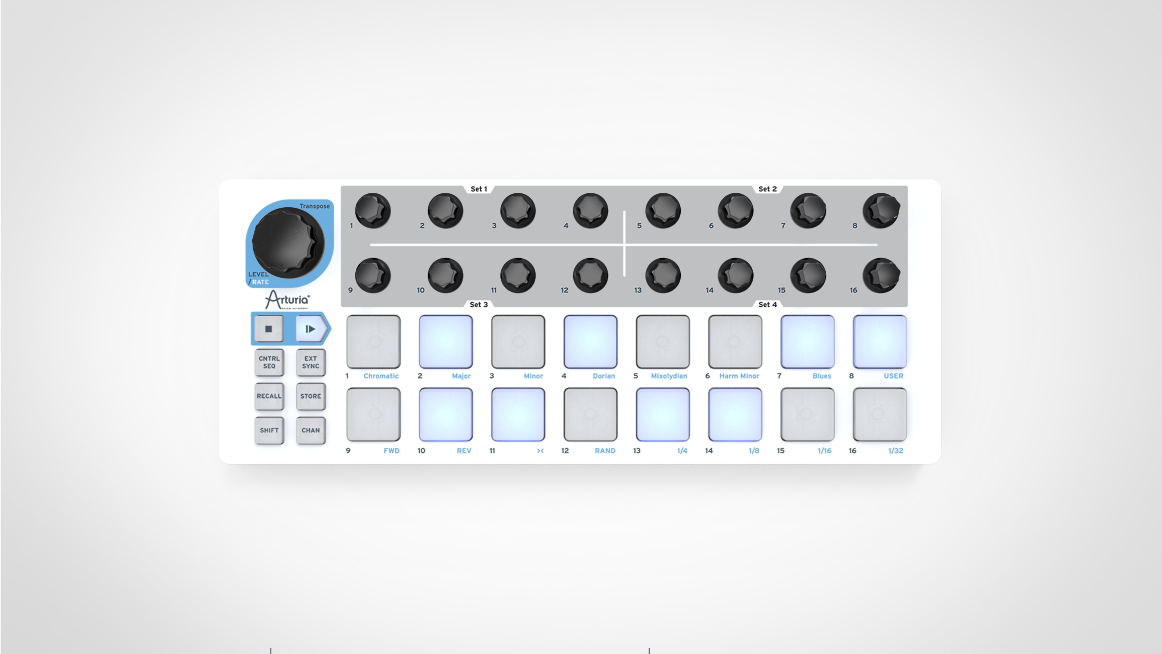 Arturia BeatStep Age of Audio - Namm 2014 - Arturia Beatstep