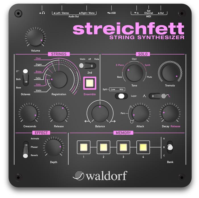 Waldorf Streichfett Age of Audio - Waldorf Streichfett