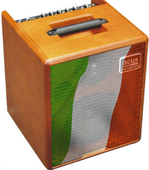 acusitalia - Acus One Forstrings 5 - l'amplificazione made in Italy