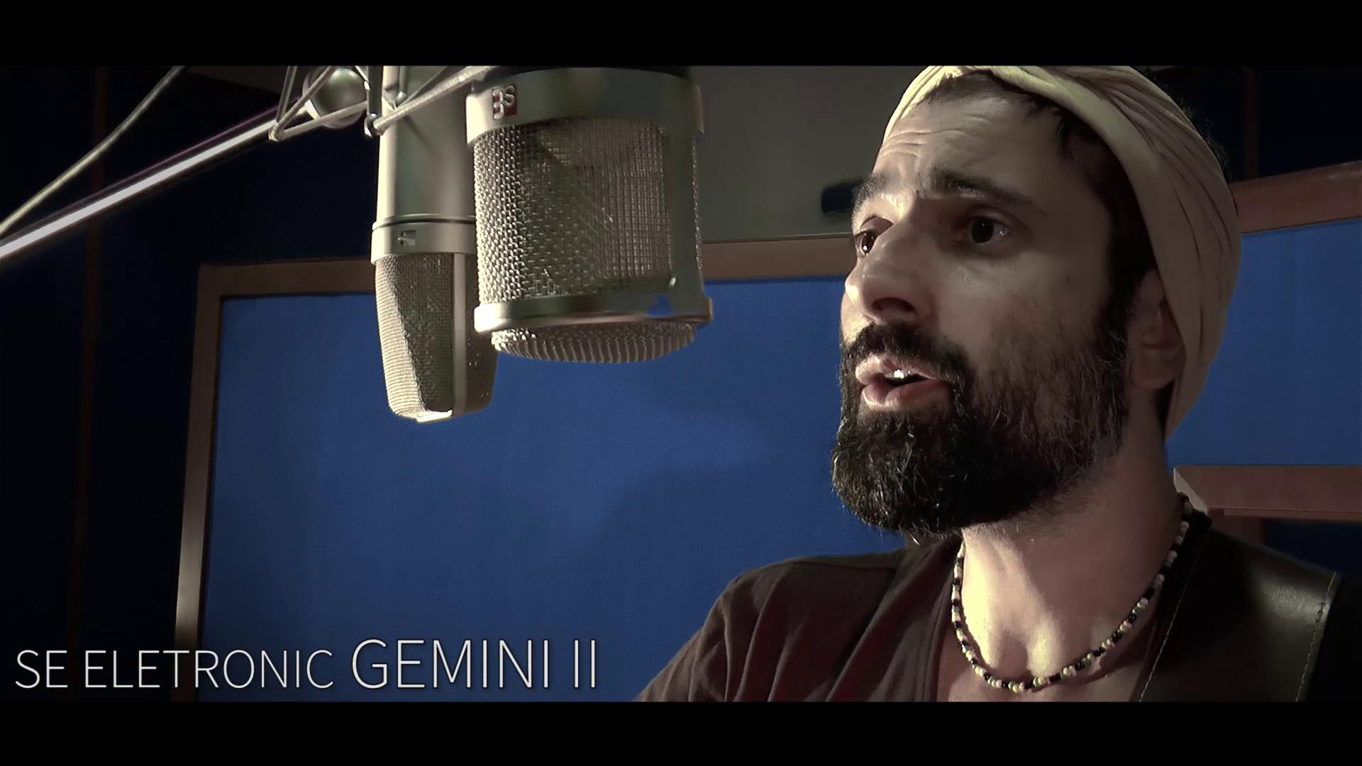 sE Gemini Age of Audio - Microfoni a confronto - GEMINI II Vs NEUMANN U 87 Parte I