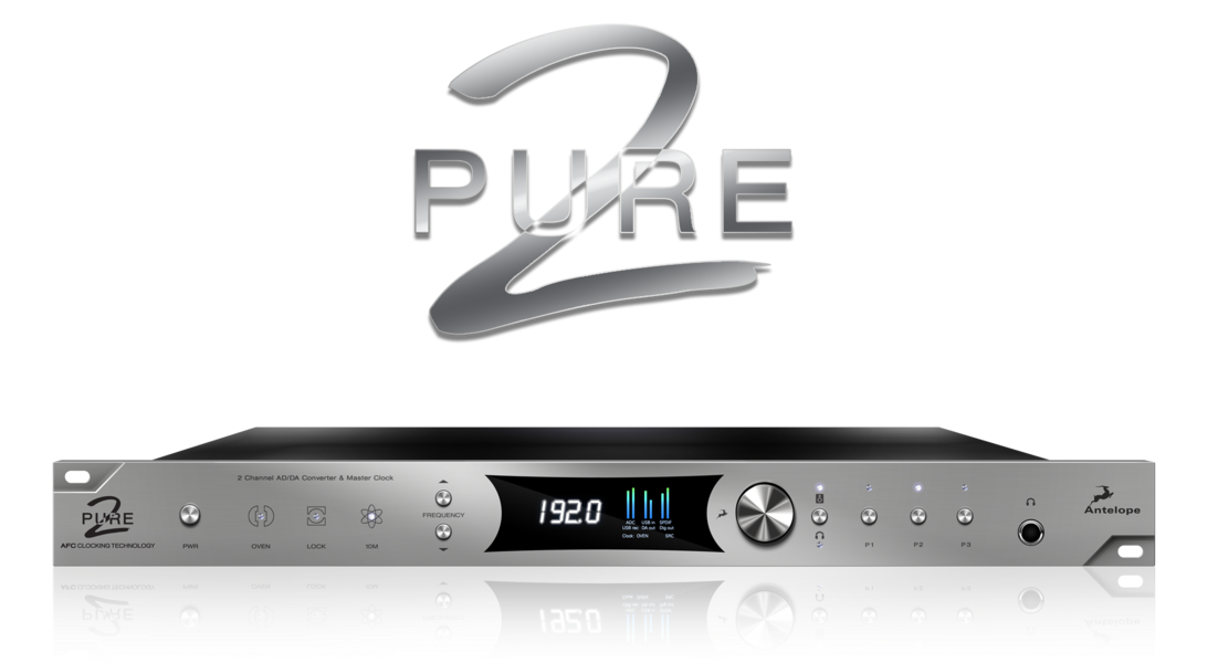 Antelope Audio Pure2 Age of Audio  - Antelope Audio Pure2