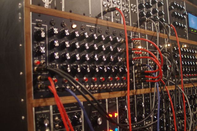 keith emerson modular synthesizert - Moog, i 50 anni sono Modular!
