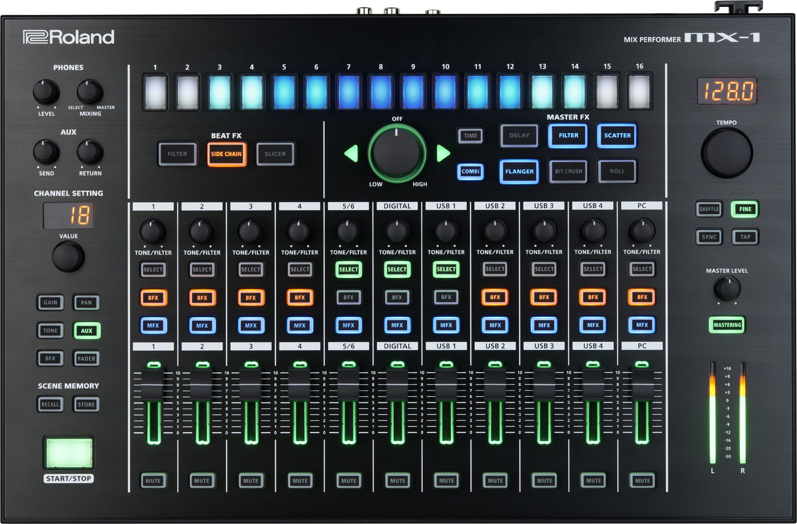 Aira MX 1 Mix Performer Age of Audio - Namm 2015 - Aira MX-1 Mix Performer