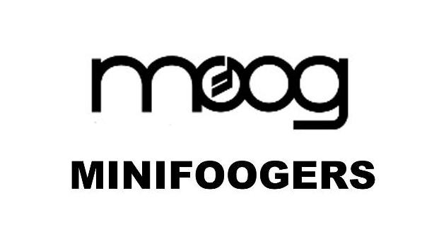 Moog Minifoogers - Namm 2015 – Minifoogers MF Flange e MF Chorus
