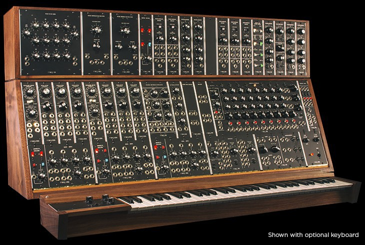 Moog System 55 Age of Audio - Il ritorno del Moog Modulare - Back to the Future Sounds