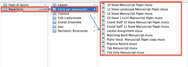 Fig.4 Carta per manoscritti - FINALE 2014 - Si torna a scuola. . .