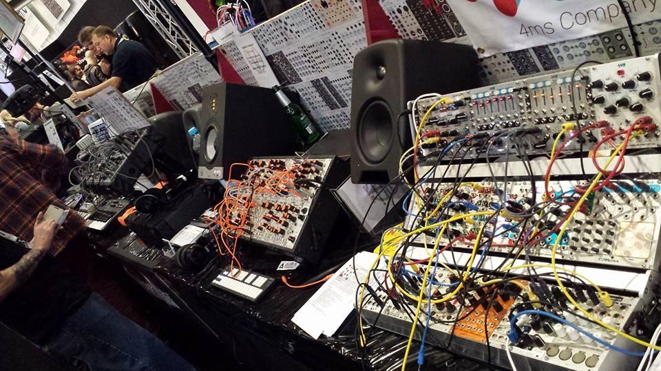 201 - Francoforte Musikmesse 2015