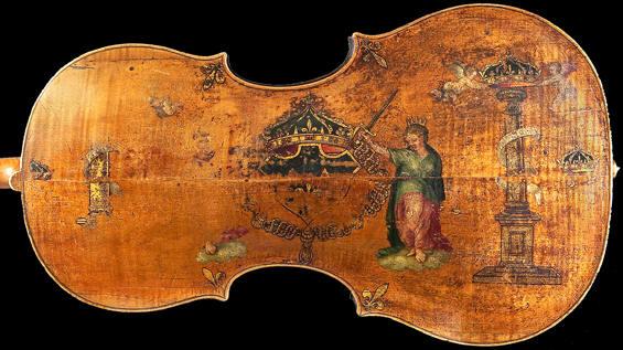 cello amati - Il più antico violoncello del mondo!