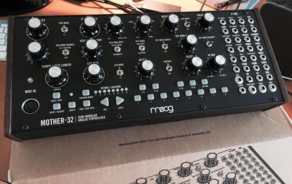 Mother 32 - Moog Mother 32