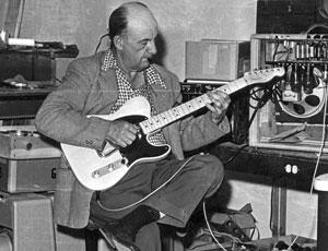 """fender telecaster - La rivoluzione """"rumorosa"""" di Leo Fender!"""