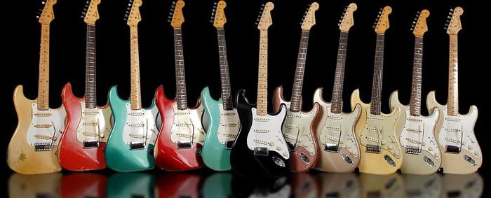 """fenders - La rivoluzione """"rumorosa"""" di Leo Fender!"""