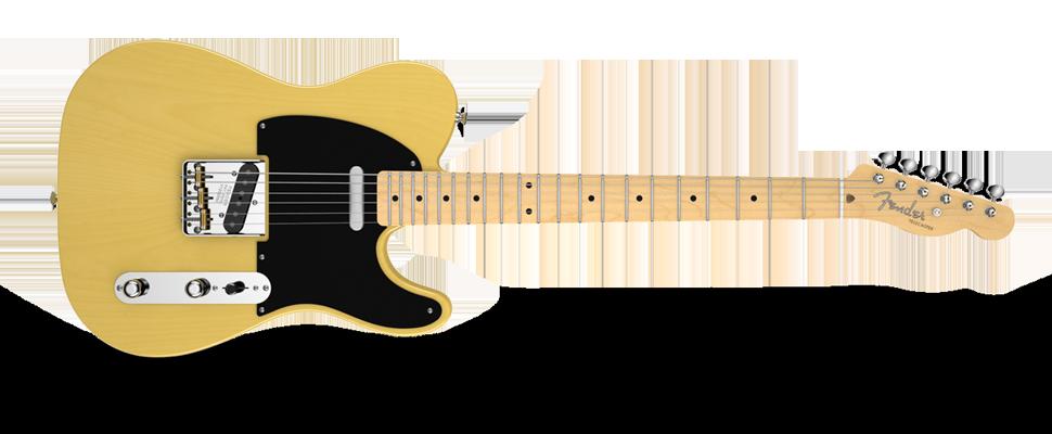 """telecaster - La rivoluzione """"rumorosa"""" di Leo Fender!"""