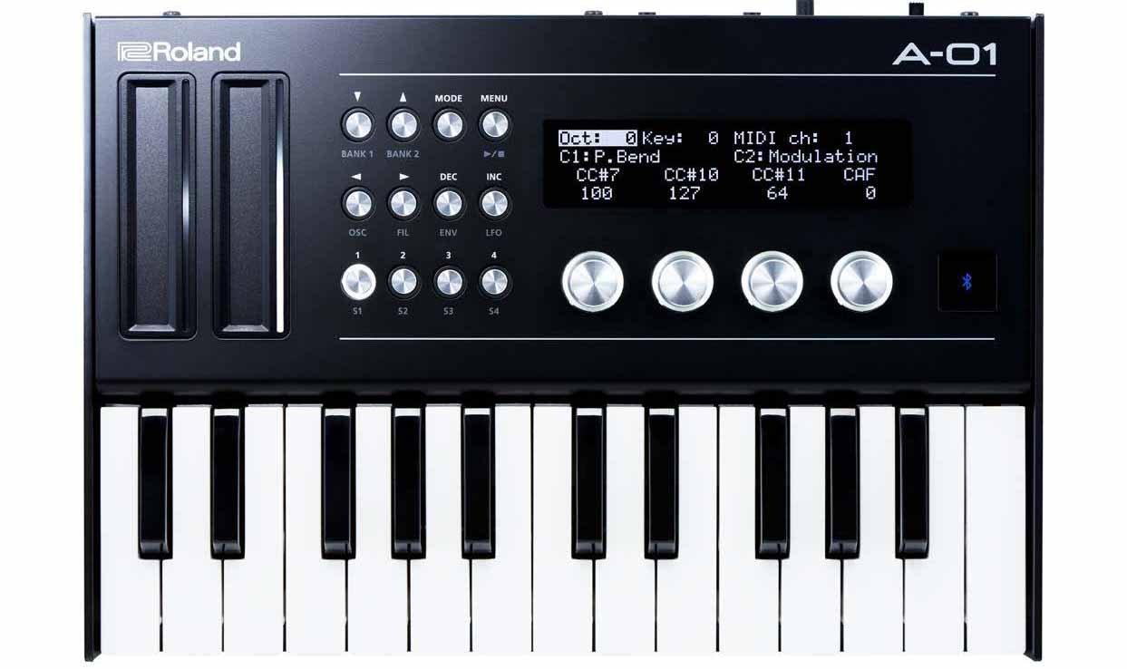 Roland – A-01  CONTROLLER + GENERATOR