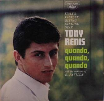 """Tony Renis quando quando quando AgeOfAudio6 - """"Dimmi quando quando quando"""""""