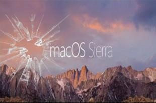 macsierra 310x205 - Apple Sierra (MacOS) - cosa sarà dell'audio?!