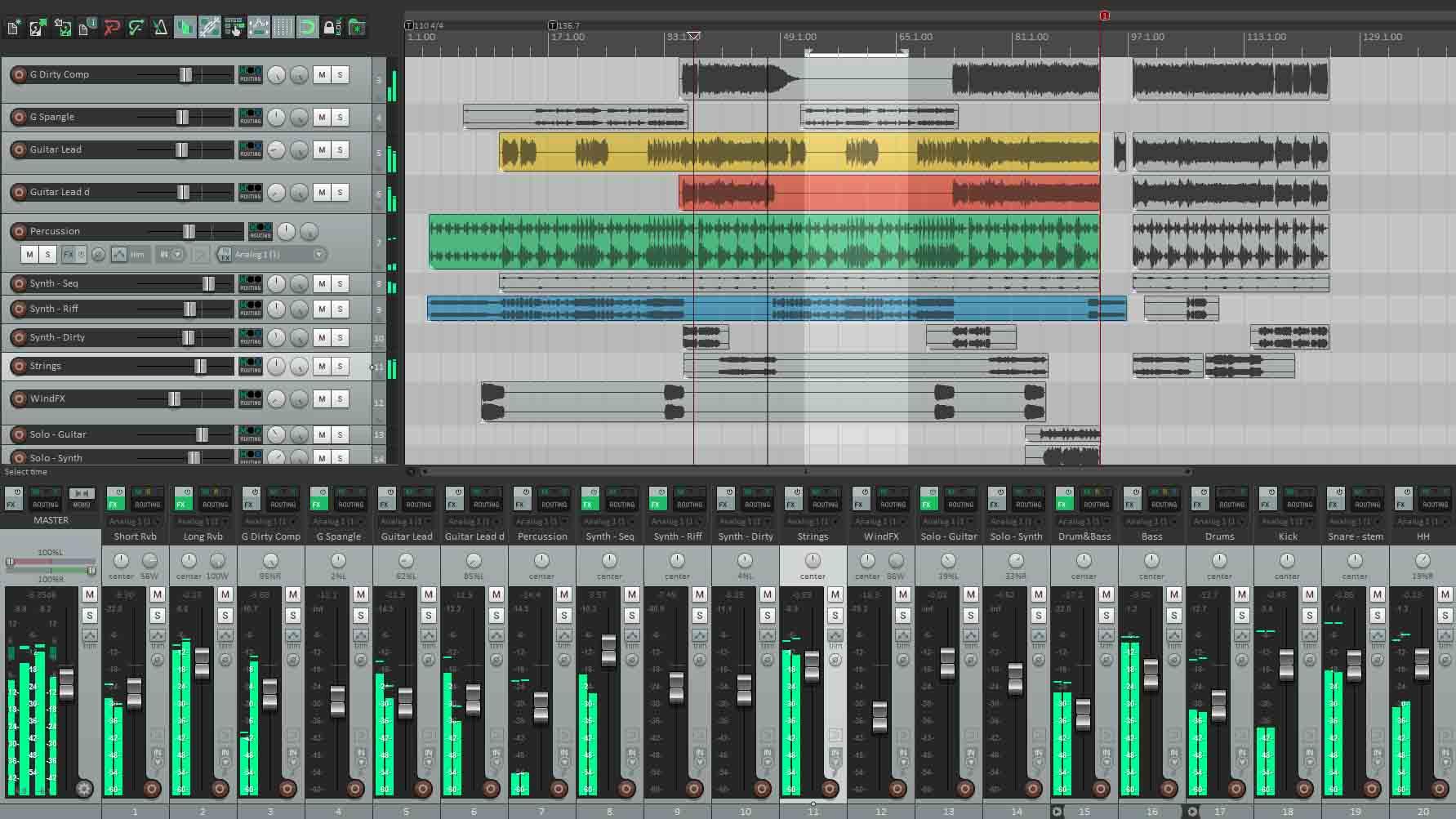 Cockos Reaper 5 - Un sequencer a basso costo - Age of Audio