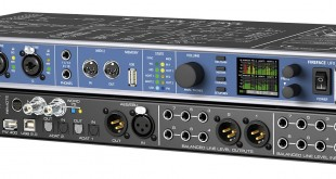 Particolare RME Fireface UFX 310x165 - How many kilometers has your sound card? RME will handle that.