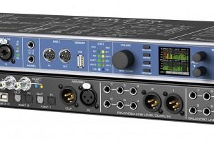 Particolare RME Fireface UFX 310x205 - Quanti km ha la tua scheda audio? Ci pensa RME