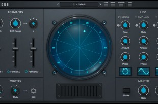 AudioThing The Orb Formant Filter Age of Audio 310x205 - AudioThing  - The Orb - Formant Filter