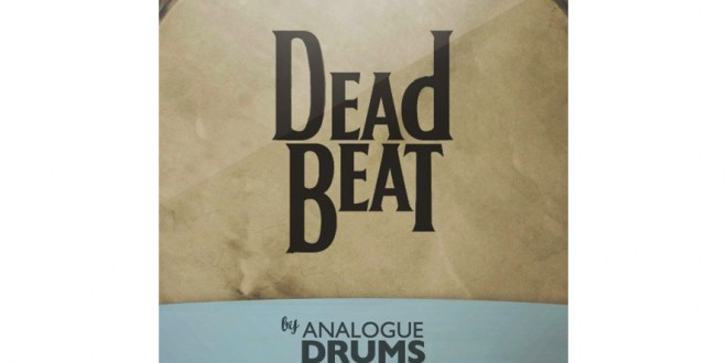 DeadBeat – Analogue Drums AgeOfAudio  660x330 - DeadBeat - Analogue Drums - New retrò flavored drum kit