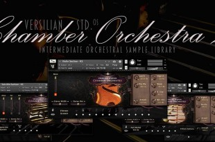 Versilian Studios  310x205 - Versilian Studios - VSCO 2 Standard  Edition - A complete and compact chamber orchestra