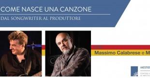 Massimo Calabrese e Marco Lecci 310x165 - Come nasce una canzone - Dal Songwriter al Produttore