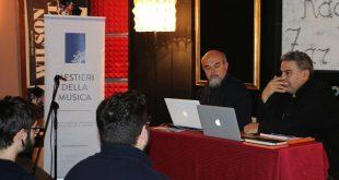 Clinic 22Come nasce una canzone22 con Massimo Calabrese e Marco Lecci  310x165 - Mestieri della Musica