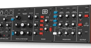Behringer D synth ageofaudio 310x165 - Behringer D synth.