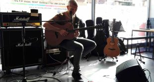 Massimo Varini 310x165 - Reportage Masterclass di chitarra con Massimo Varini