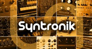 Syntronik 310x165 - IK Multimedia Syntronik - Vintage Synthesizer Plug-in