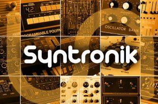 Syntronik 310x205 - IK Multimedia Syntronik - Vintage Synthesizer Plug-in
