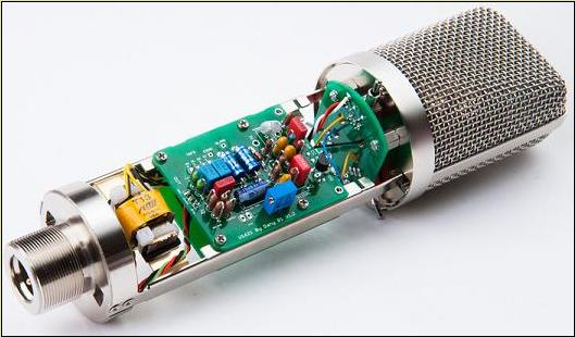 Cattura - Autocostruzione microfono da studio - Fattibile o no?
