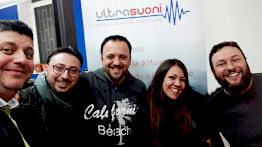 Il team della MMI AgeofAudio - News - MMI sbarca in Campania