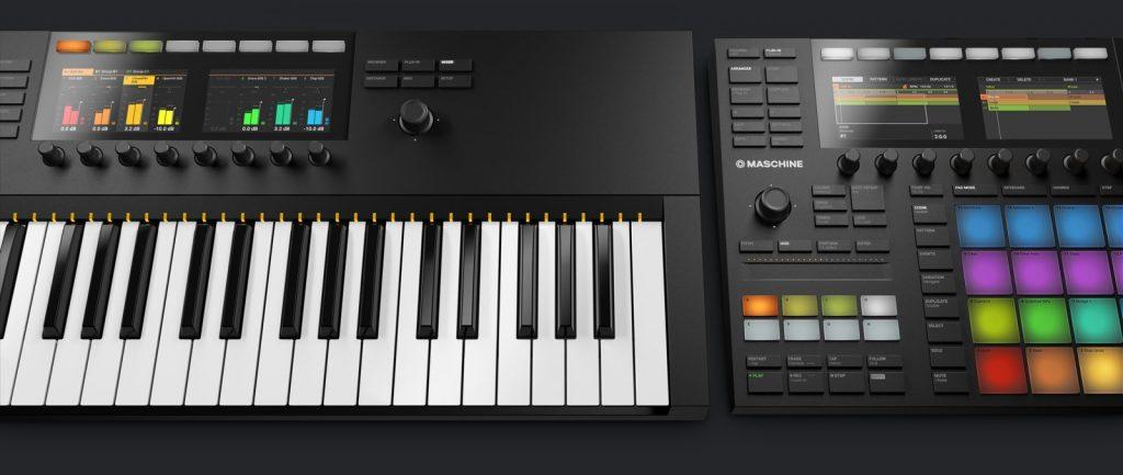 Komplete Kontrol MK2 e Maschine Mk3 1024x433 - Native instrument: Il passaggio evolutivo ha inizio.