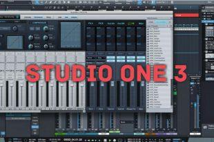 Studio ONE 3 PRO Age of Audio  310x205 - Presonus Studio One 3 Pro -  Registrazione audio di sistema con Audiobox 1818VSL