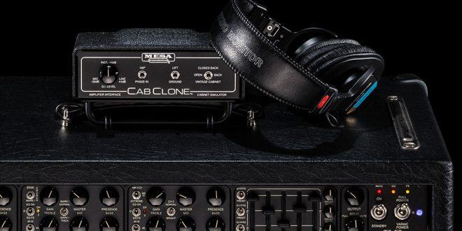 CabClone 660x330 - Mesa Boogie CabClone - Guitar Cabinet Simulators