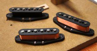 Pickups magnetici per chitarra elettrica e componenti passivi: breve guida. Parte II°