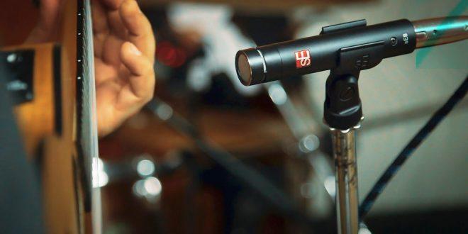 sE Electronics sE8 1 1 660x330 - sE Electronics - sE8  microfono a diaframma stretto