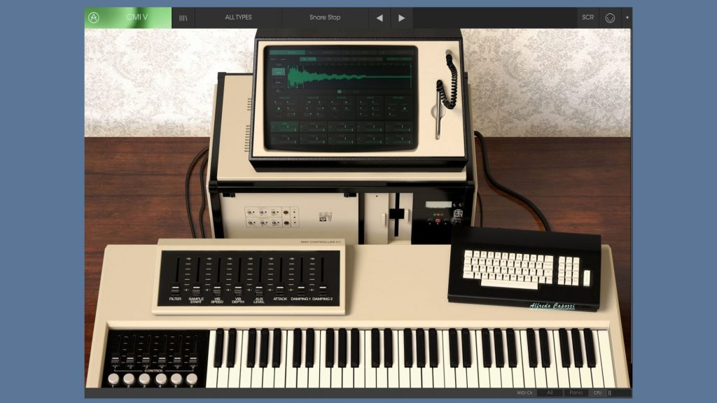 Fairlight CMI AgeofAudio 1024x576 - ARTURIA V Collection 6