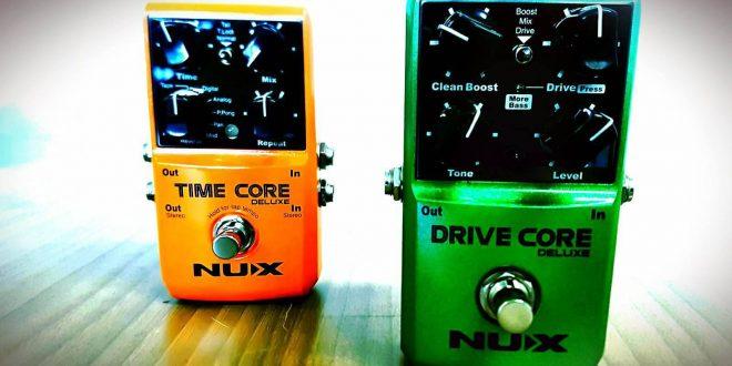 Pedali NUX 660x330 - L'urlo dei pedali Nux colpisce anche l'occidente